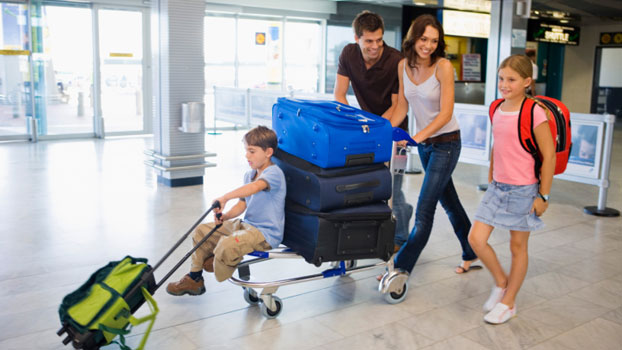 tips while travelling with kids