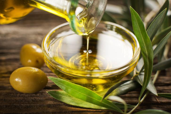 greek olives oil
